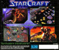 StarCraft Macintosh Other Jewel Case - Back