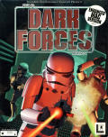 Star Wars: Dark Forces Macintosh Front Cover