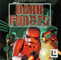 Star Wars: Dark Forces Macintosh Other Jewel Case - Front