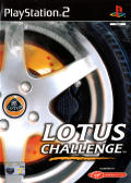 Lotus Challenge PlayStation 2 Front Cover