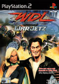 WarJetz PlayStation 2 Front Cover