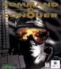 Command & Conquer Macintosh Front Cover