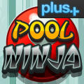 Pool Ninja iPhone Front Cover