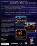 Star Trek: Starfleet Academy Macintosh Back Cover