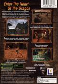 Indiana Jones and the Emperor's Tomb Xbox Back Cover