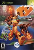 Ty the Tasmanian Tiger Xbox Front Cover