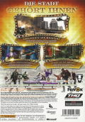 Saints Row 2 Xbox 360 Back Cover