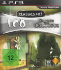 The ICO & Shadow of the Colossus Collection PlayStation 3 Front Cover