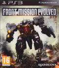 Front Mission Evolved PlayStation 3 Front Cover