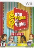 The Price is Right: Decades Wii Front Cover