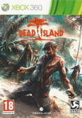 Dead Island Xbox 360 Front Cover