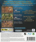 Prince of Persia Trilogy PlayStation 3 Back Cover