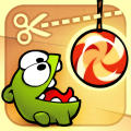Cut the Rope iPhone Front Cover