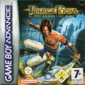 Prince of Persia: The Sands of Time Game Boy Advance Front Cover