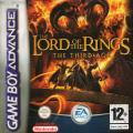 The Lord of the Rings: The Third Age Game Boy Advance Front Cover