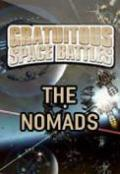 Gratuitous Space Battles: The Nomads Windows Front Cover