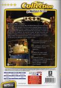 AGON: The Mysterious Codex Windows Back Cover