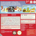 New Super Mario Bros. Wii Wii Other Sleeve - Back