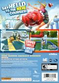 Wipeout 2 Xbox 360 Back Cover