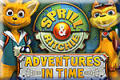 Sprill and Ritchie: Adventures in Time Windows Front Cover