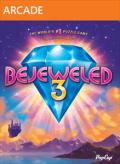 Bejeweled 3 Xbox 360 Front Cover