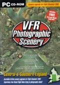 VFR Photographic Scenery: Central & Southern England Windows Front Cover