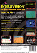 Intellivision Lives! PlayStation 2 Back Cover