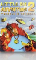 Twinsen's Odyssey Windows Front Cover