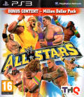 WWE All Stars PlayStation 3 Front Cover