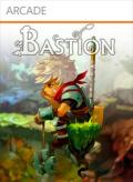 Bastion Xbox 360 Front Cover