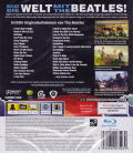 The Beatles: Rock Band PlayStation 3 Back Cover