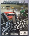 Spirit of Speed 1937 Windows Front Cover