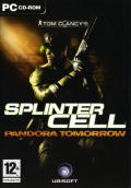 Tom Clancy's Splinter Cell: Pandora Tomorrow Windows Front Cover