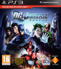 DC Universe Online PlayStation 3 Front Cover
