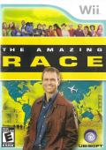 The Amazing Race Wii Front Cover