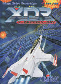 XDR: X-Dazedly-Ray Genesis Front Cover