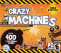 Crazy Machines (Gold Edition) Windows Front Cover