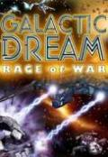Galactic Dream: Rage of War Windows Front Cover