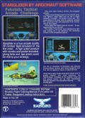 Starglider DOS Back Cover