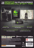 Call of Duty: MW3 (Hardened Edition) Xbox 360 Back Cover