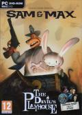 Sam & Max: The Devil's Playhouse Macintosh Front Cover