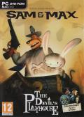 Sam & Max: The Devil's Playhouse Macintosh Other Keep Case - Front