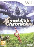 Xenoblade Chronicles Wii Front Cover