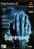 Summoner PlayStation 2 Front Cover