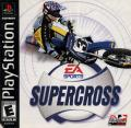 Supercross PlayStation Front Cover