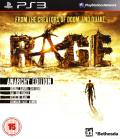 Rage (Anarchy Edition) PlayStation 3 Front Cover