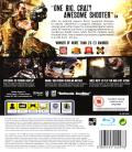 Rage (Anarchy Edition) PlayStation 3 Back Cover