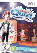 Crazy Quiz Wii Front Cover