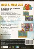 Bust-A-Move '99 Windows Back Cover