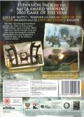 Call of Duty: United Offensive Windows Back Cover